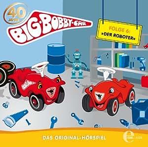 (6)Original Hörspiel-der Roboter