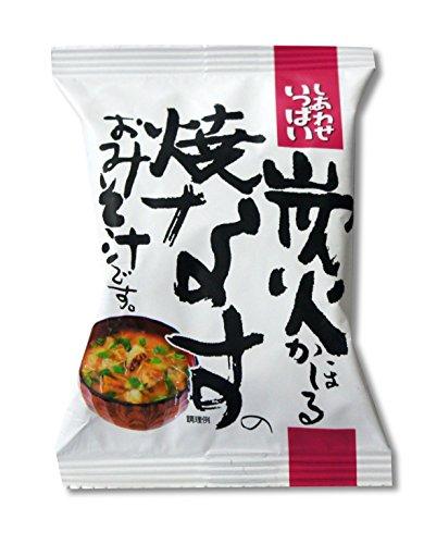 コスモス食品 しあわせ 炭火焼きなす味噌汁8.7g×5食