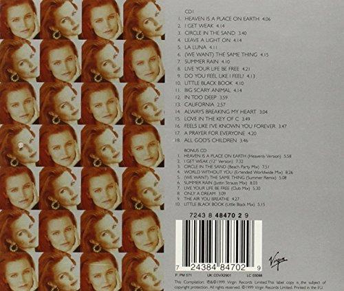 Belinda Carlisle - ...A Place On Earth - The Greatest Hits - Zortam Music