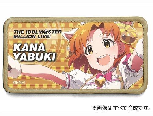アイドルマスターミリオンライブ! 矢吹可奈 脱着式フルカラーワッペン