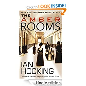 The Amber Rooms (The Saskia Brandt Series Book Three)