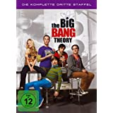 The Big Bang Theory - Die komplette dritte Staffel 3 DVDs