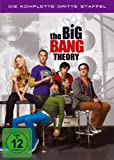 DVD - The Big Bang Theory - Die komplette dritte Staffel [3 DVDs]
