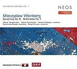 echange, troc  - Intégrale vol.1 : Symphonie n°6 & Sinfonietta n°1