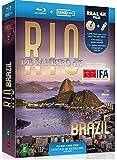 Rio De Janeiro, Brazil 4K UHD STICK+BLURAY [Blu-ray]