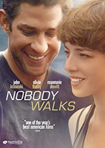 Nobody Walks [DVD] [2012] [Region 1] [US Import] [NTSC]