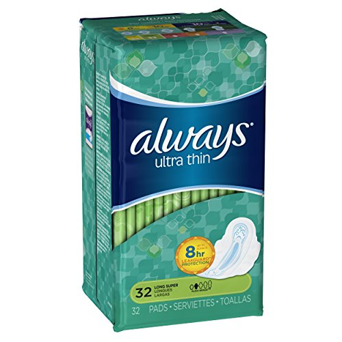 always-ultra-thin-long-super-with-wings-unscented-pads-32-count