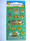 Little Miss Sunshine - Fun Foiled Stickers