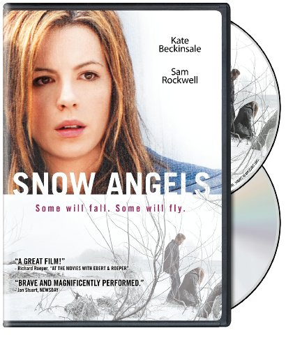 Cover art for  Snow Angels