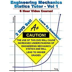 Engineering Mechanics Statics Tutor - Volume 1