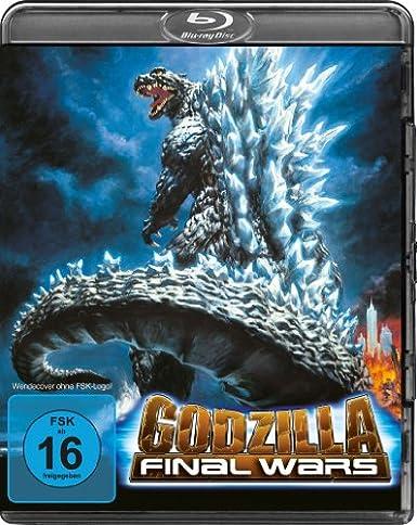 Godzilla - Final Wars, Blu-ray