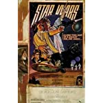 Star Wars Vintage Edition George Lucas Movie One Sheet Poster 27 x 39 inches