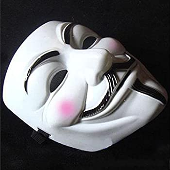 Fashion Cosplay for Halloween Masquerade Carnival Party Mask (V Z)