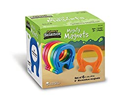 Learning Resources Horseshoe Magnet Set