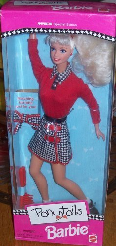 Ponytails Barbie AAFES Special Edition