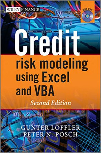 Credit Risk Modeling using Excel and VBA (Risk Modeling compare prices)