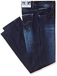Blumerq Men's Slim Fit Jeans (8907041086074_RADFORD A 1501W_36_Blue)