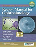 img - for The Massachusetts Eye and Ear Infirmary Review Manual for Ophthalmology by Veeral S. Sheth MD (2011-09-26) book / textbook / text book