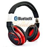 Universal Stereo Wireless Wired Bluetooth Headset for Iphone Mobilephone Samsung
