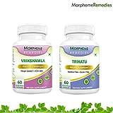 Garcinia Cambogia (HCA >60%) + Trikatu For Natural Weight Loss - 500mg Extract - 60 Veg Capsules