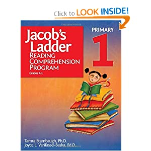 Jacob's Ladder Reading Comprehension Program - Primary 1 (Grades K–1)