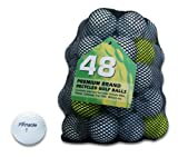 Second Chance Pinnacle 48 Quality Lake Golf Balls Grade A