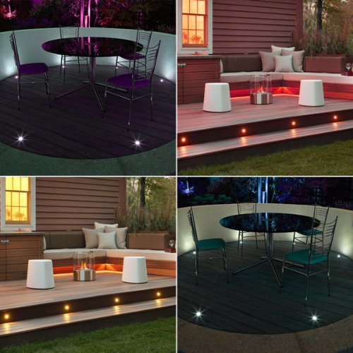 Led Kitchen Plinth Lights Set of 10 colour changing rgb led decking deck plinth lights set of 10 colour changing rgb led decking deck plinth lights wireless controller high quality stainless steel lights ideal for kitchen plinths workwithnaturefo