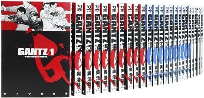 GANTZ コミック 全37巻完結セット (ヤングジャンプコミックス)