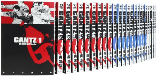 GANTZ コミック 全37巻完結セット (ヤングジャンプコミックス) [コミック]