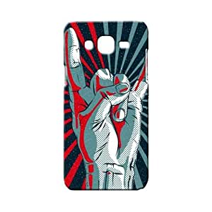 G-STAR Designer 3D Printed Back case cover for Samsung Galaxy A8 - G0260