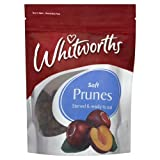 Whitworths Soft Prunes 8 x 225gm