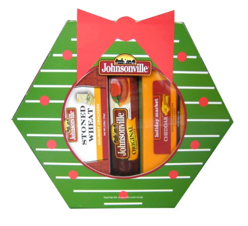 Johnsonville Sausage Gift Box, Holiday Wreath
