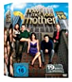How I Met Your Mother Komplettbox, Seasons 1-6 (exklusiv bei Amazon.de) [19 DVDs]