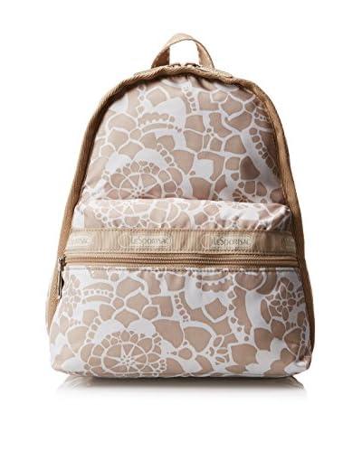 LeSportsac Women's Mini Basic Backpack, Island Batik LeSportsac Women ...