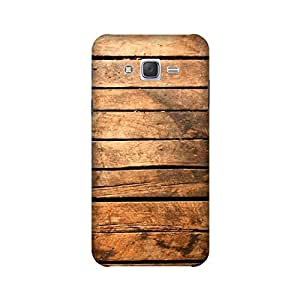 Printrose Samsung Galaxy On7 Back Cover High Quality Designer Printed Case and Covers for Samsung Galaxy On7 wooden finish