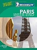 Le Guide Vert Week-end Paris Michelin