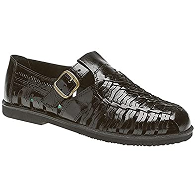 Amazon.com: Gordini Mens Leather Interlaced Sandals: Shoes