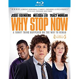 Why Stop Now [Blu-ray]