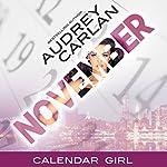 November: Calendar Girl, Book 11 | Audrey Carlan