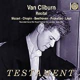 Van Cliburn - Recital Royal Festival Hall London 1959