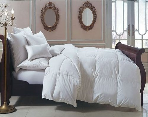 Goose Down Comforter 900 Thread Count Egyptian 