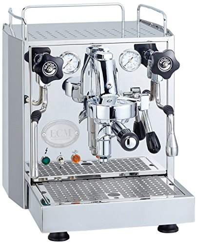 ECM Germany Barista Commercial Espresso Machine E61 Rotary Pump Tank 115V