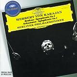 Brahms, Schumann: Symphony No. 1 / Karajan, Berlin Philharmonic Orchestra