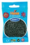 Hama 2000 Mini Beads Olive Green