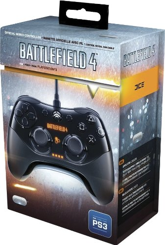 PDP Battlefield 4 Wired Controller - Playstation 3 (Ps3 Battlefield 3 compare prices)