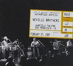 Authorized Bootleg/Warfield Theatre, San Francisco, Ca, February 27, 1989