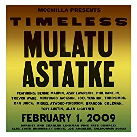 Mochilla Presents Timeless: Mulatu Astatke