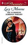 The Scorsolini Marriage Bargain (Harlequin Presents)