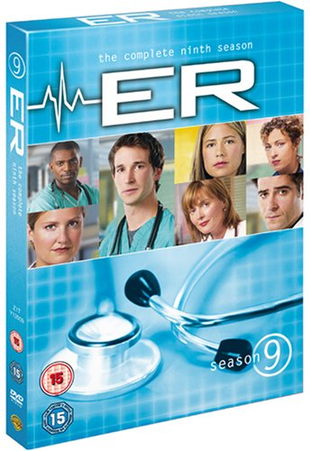 ER: The Complete Ninth Season [DVD]