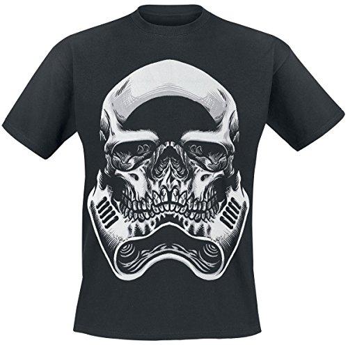 Heartless Skull Trooper T T-Shirt nero S